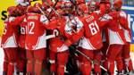 Dänen verblüffen: Eishockey-Zwerg mit NHL-Profis