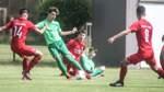 Erstmals in der Regionalliga