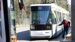 Straßenbahn 8 bekommt tüchtig Verspätung