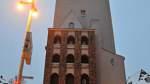Stadt stellt Wasserversorgung um: Hat der Wasserturm ausgedient?