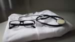 Stethoskop und eine Brille
