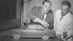 In den 50er-Jahren war Carl F. W. Borgward mit seiner Autofirma einer der größten Arbeitgeber Bremens. 1961 ging das Unternehmen in die Insolvenz.