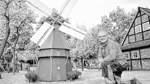 Eine Mühle für den heimischen Garten