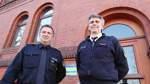 Polizei dampft Präsenz ein