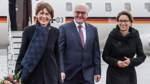 Bundespräsident Steinmeier besucht Hamburg
