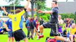 Mit Ergebnis-Handball zum Turniersieg