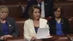 Pelosi kämpft mit achtstündiger Rekord-Rede für Einwanderungsgesetz