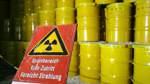 Atommüll in Bremerhaven verladen