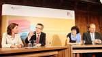 Bremer und Rostocker sprechen über den Einigungsprozess