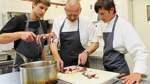 Bei Kochwettbewerb abgesahnt