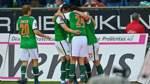Werder Bremens starke Schlussminuten