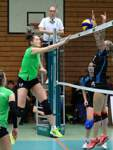 Volleyball 3. Liga Frauen Eiche Horn (grün) vs Ostbevern - Joana Kahrs