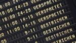 Schneefall: Flüge am Flughafen Bremen fallen aus