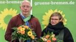 Werwath und Saxe sind neue Grünen-Vorsitzende
