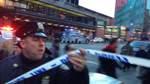Vier Verletzte bei versuchtem Terroranschlag mitten in New York