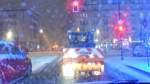 Schnee-Chaos auf Straßen in Niedersachsen und Bremen