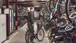 Fahrradparkhaus am Bremer Hauptbahnhof bleibt nachts zu