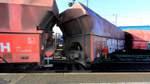 Entgleister Güterzug stört Bahnverkehr um Bremen noch auf Tage