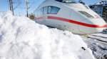 Warnstreik sorgt für Zugausfälle