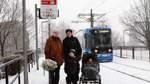 Straßenbahn statt Spielplatz