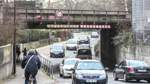 Neue Eisenbahnbrücke für Vegesack