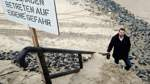 Wangerooge: 80 Prozent des Badestrands sind verschwunden