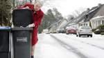 Witterung stellt Müllabfuhr vor Probleme
