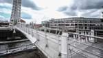 Hafenbrücke in Vegesack seit vier Monaten außer Betrieb