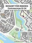 Mitten in der Bremer City gelegen: Die Bremer Innenbehörde.