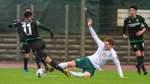 Werder schlägt Hannover im Härtetest
