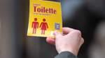 Freundliche Toilette in Achim