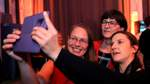 SPD-Chefin punktet an der Bremer Basis