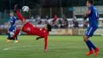 Erfolgloser Kampf des FC Oberneuland