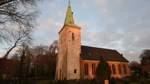 Wie Wilstedts Kirche ihren Platz fand
