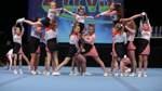 Cheerleadingboom bei den Firebirds