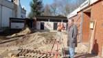 Baustart für Sport- und Bürgerzentrum der SG Marßel