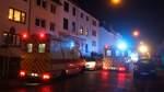 Zwei Verletzte bei Küchenbrand im Viertel