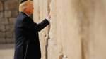 Israelischer Politiker macht Selfie mit Trump