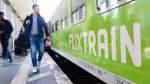 Flixtrain hält ab Mitte Dezember in Bremen