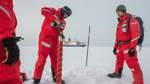 """Schichtwechsel bei Arktis-Expedition """"Mosaic"""""""
