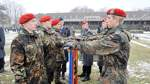 Rund 300 junge Soldaten schwören Treue