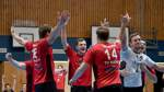 FOTO (C) Bjoern Hake: SPORT // Volleyball 2. Bundesliga TV Baden - SV Warnemünde