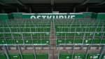Heimspiel gegen Bielefeld ohne Zuschauer