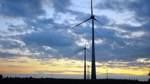 Papierberge für den Windpark