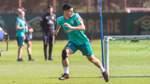 Rashica fehlt auch gegen Schalke