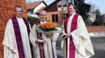 Pfarrer Rüdiger Leo Weth verabschiedet sich