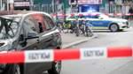 Bei Angriff auf Hamburgs Innensenator: Zweijähriger Sohn saß mit im Auto