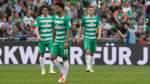 Werder stößt an seine Grenzen