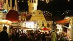 Verdener Weihnachtsmarkt bleibt am Rathaus