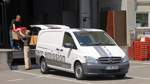 Mercedes baut Elektrotransporter für Hermes